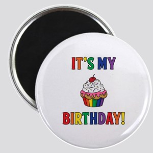 It's My Birthday! Magnet